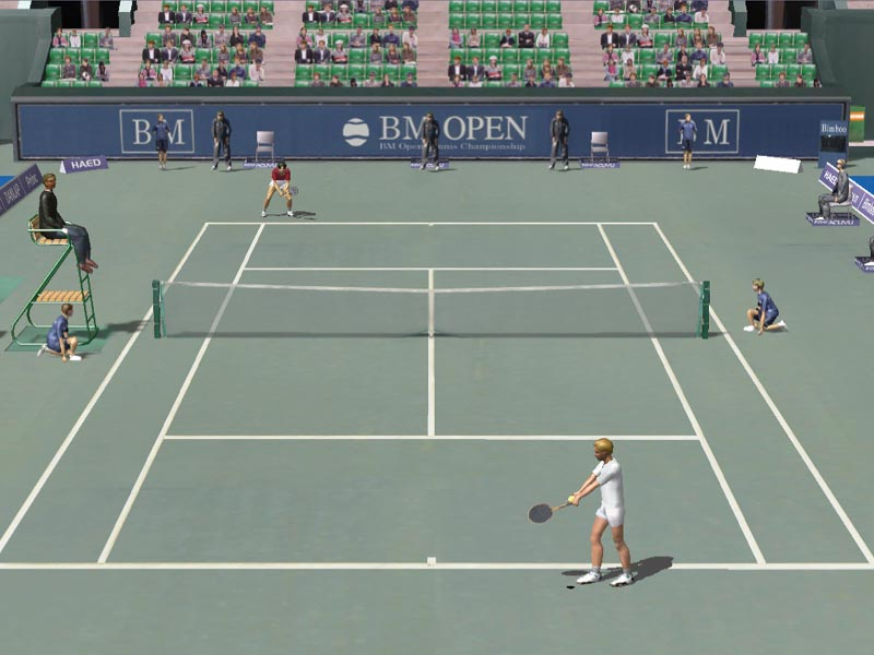 Click to view Dream Match Tennis Online 2.33 screenshot